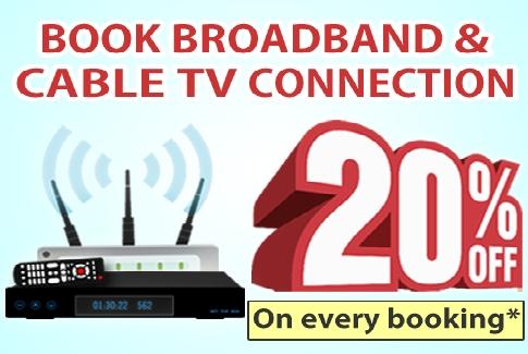 Cable Tv Online Bill Payment | Boradband Bill Payment